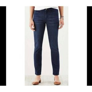 J. Jill Tried & True Fit Slim Ankle Jeans